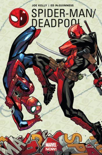 PaniniComics-Spider-Man/Deadpool
