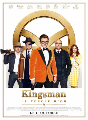 Kingsman 2 - Le cercle d'or