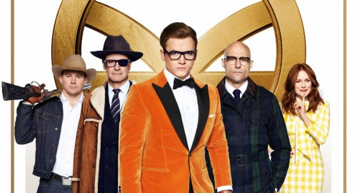 Kingsman 2 - Le cercle d'or