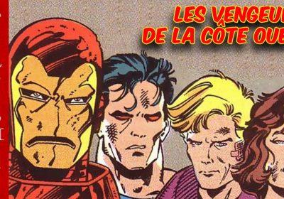 Retro Comics 28 - Vengeurs de la Cote Ouest