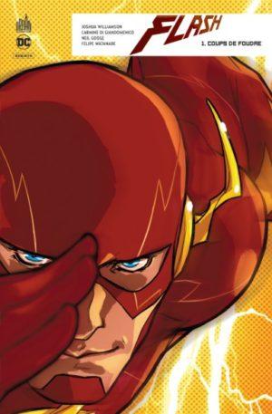 flash rebirth tome 1 urban comics