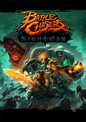 Battle Chasers Nightwar Artwork