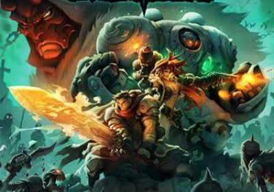 Battle Chasers Nightwar Artwork