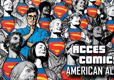 Superman American Alien Accès Comics