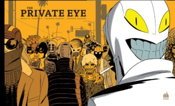 The Private Eye BD