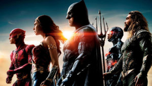 Justice League Warner Bros