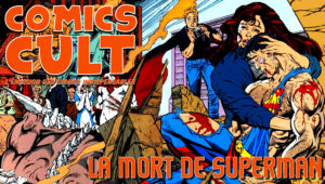 Comics Cult Superman Death