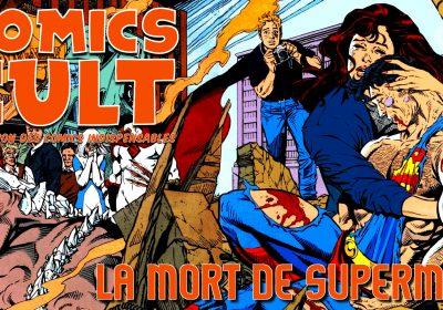 Comics Cult Superman Death