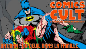 Comics Cult Batman Death In Family
