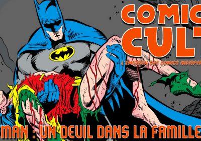 Comics Cult Batman Death In Family