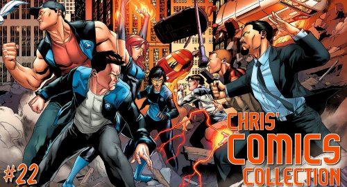 Chris Comics Collection 22