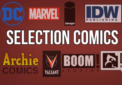 Notre sélection de comics en VO
