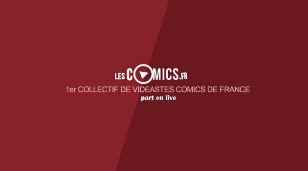 LesComics.fr en live