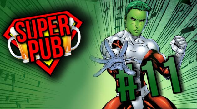 Le Super Pub 11 - Beast Boy