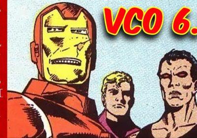 Retro Comics Iron Man Wonder Man Hank Pym