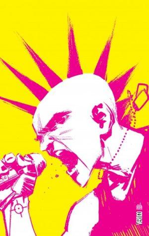 punk rock jésus urban comics