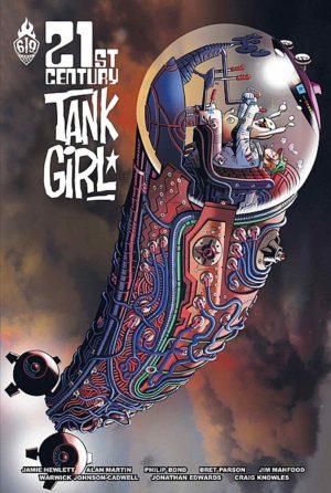 tank girl 21 century ankama label 619