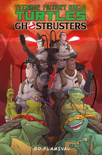 TMNT/Ghostbusters