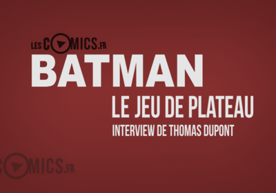 Batman, the boardgame