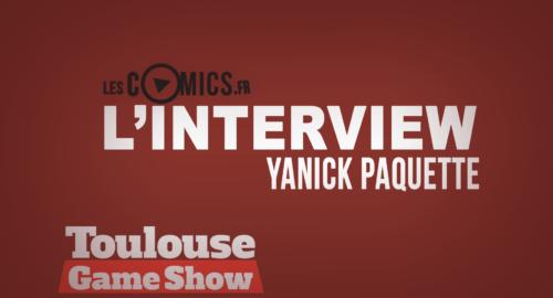 Interview Yanick Paquette