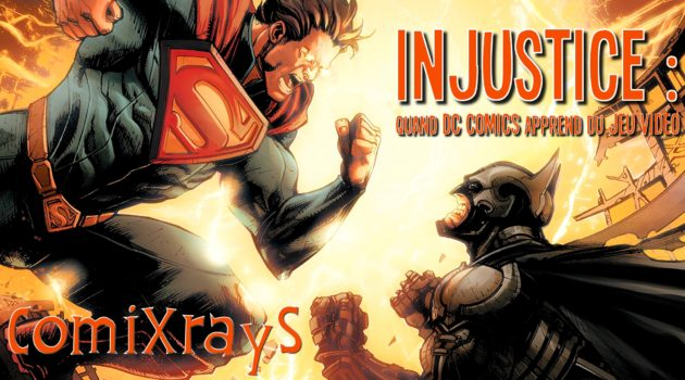 ComiXrayS Injustice