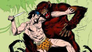 Tarzan chez Delirium