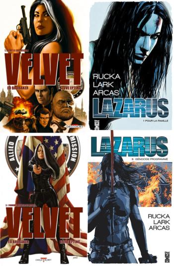 Velvet Lazarus