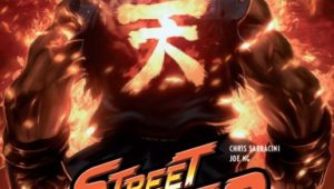 Street fighter origines akuma