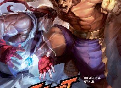 street fighter urban comics tome 1
