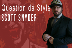 Scott Snyder dans Question De Style par Comics Grincheux