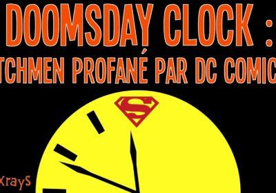 ComiXrayS : Doomsday Clock