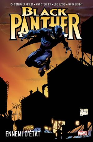 black panther priest panini comics tome 1