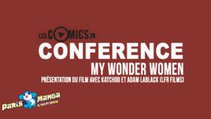 Conference My Wonder Women