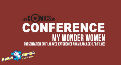 Conference My Wonder Women