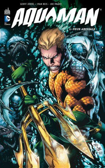 Urban Comics Aquaman tome 1