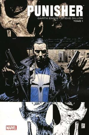Punisher par Ennis Dillon Panini Comics