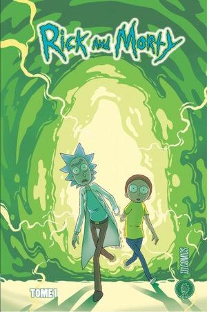 Rick Et Morty Tome 1 Hi Comics