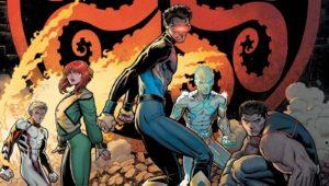 X-MEN ResurrXion Février 2018 Panini Comics