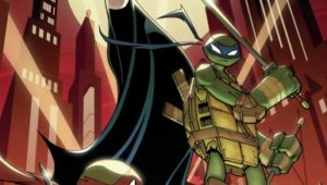 batman et les tortues ninja aventure kids