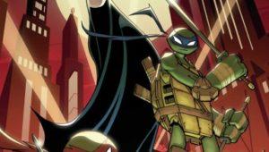batman et les tortues ninja aventure kids