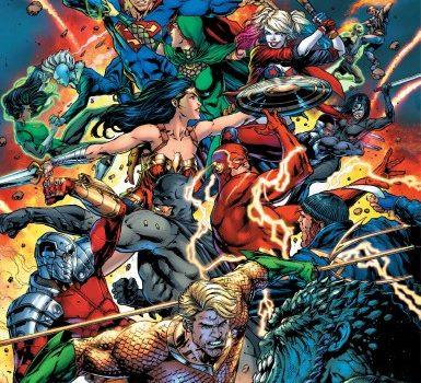 JL vs SS Urban Comics