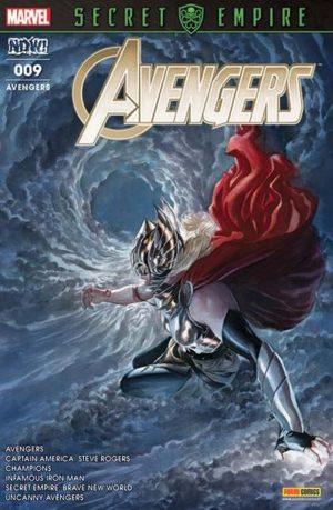 Avengers Kiosque Mars 2018 Panini Comics