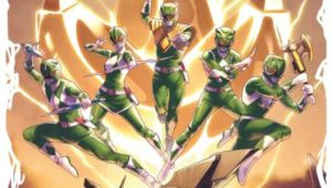 Power Rangers Tome 3 Glénat Comics