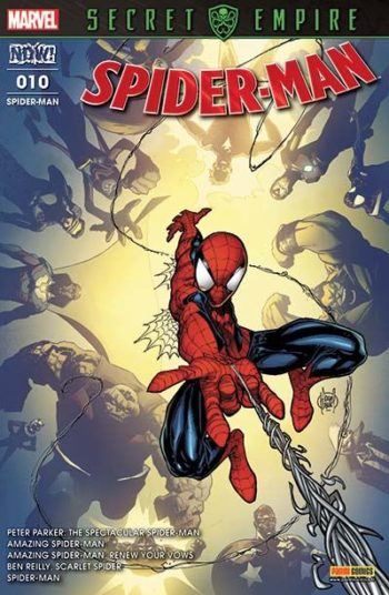Spider-Man Kiosque Mars 2018 Panini Comics