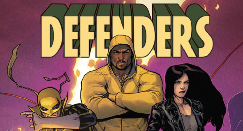 defenders panini comics tome 1