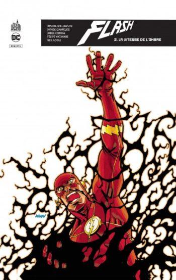 flash rebirth tome 2 urban comics