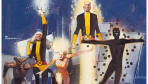 New Mutants Panini