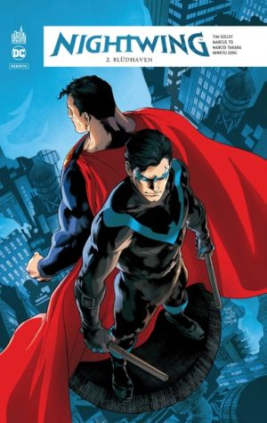 tome 2 nightwing rebirth urban