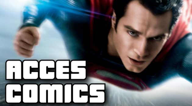 Acces Comics : Man Of Steel