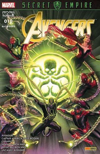 Avengers Kiosque Avril 2018 Panini Comics